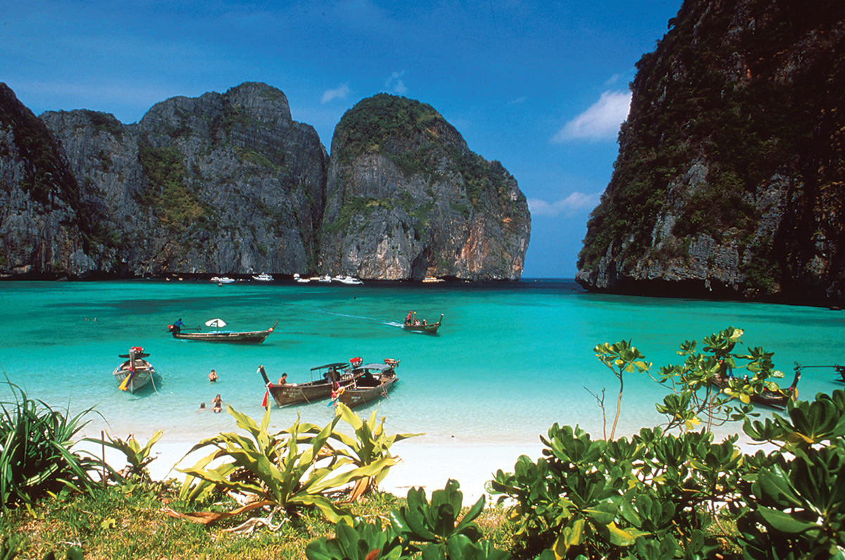 (Thailand) - Koh Phi Phi islands 2
